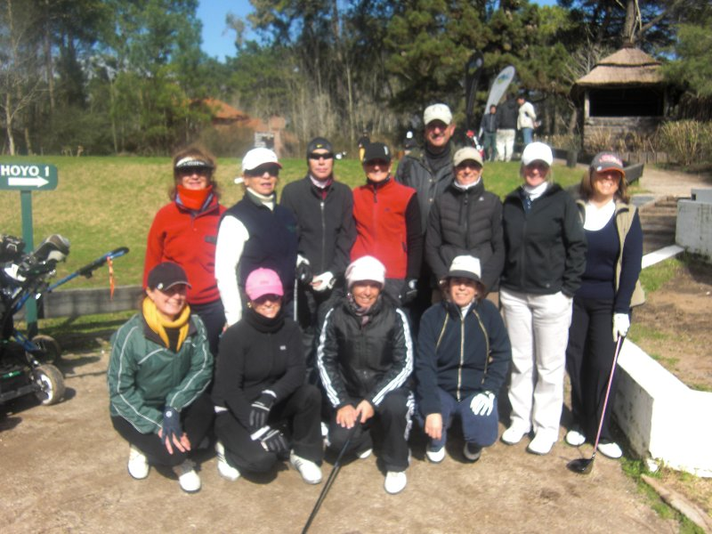 Interclubes 2012 - Cariló Golf Club -