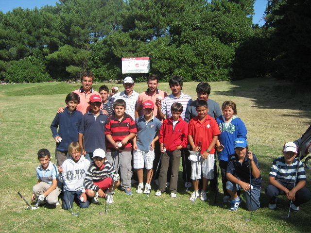 Necochea Golf Club - XXII Putter de Oro Júnior -