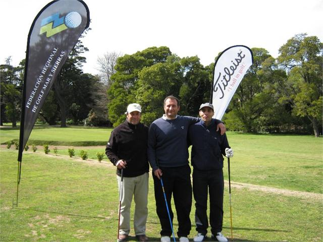 Tandil Golf Club Mayores
