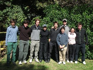 Necochea Golf Club -Nac. Men. y Men. 15 - Día de P