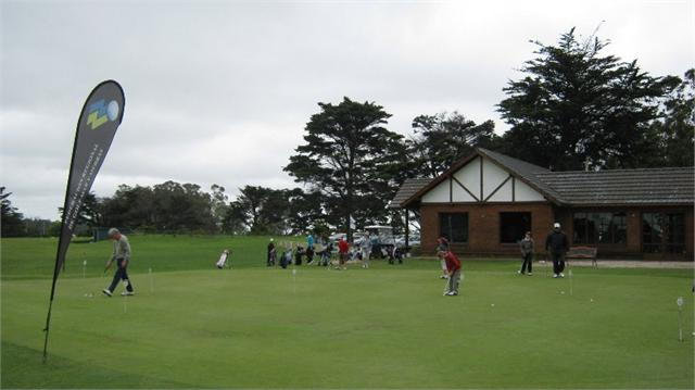 Mar del Plata Golf Club - Tulsa - I