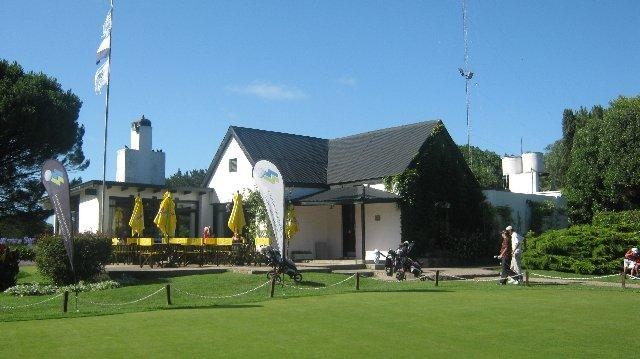 Necochea Golf Club - Pútter de Oro Júnior -