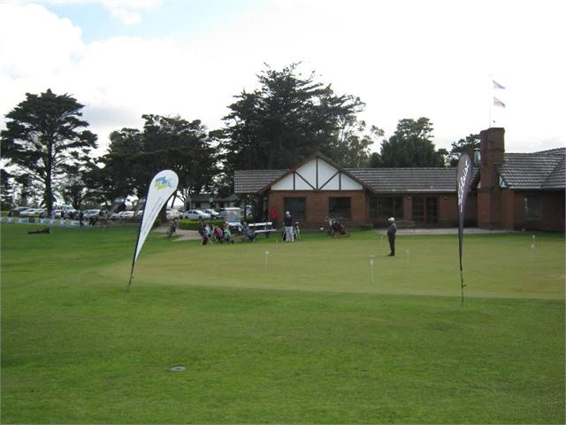 Interclubes 2011 Mar del Plata Golf Club - Cancha