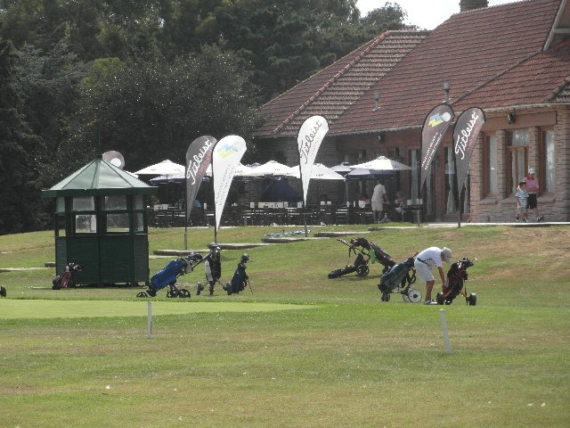 Club Mar del Plata S.A. Golf Los Acantilados