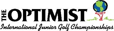 Optimist International JGC y Callaway Golf Junior World Golf Championships