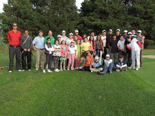 Necochea Golf Club y Mar del Plata Golf Club - Cancha Nueva -