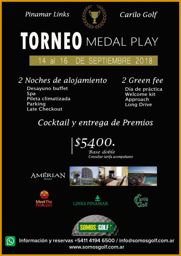 Torneo Medal Play