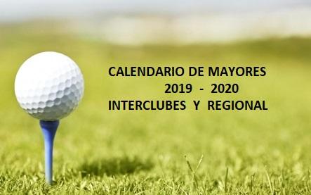 Calendario Golf 2020.Calendario Federacion Regional De Golf Mar Y Sierras Http