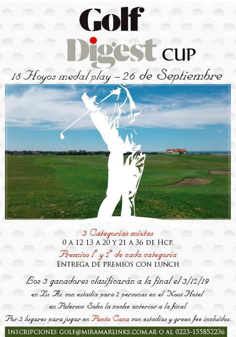 Golf Digest Cup