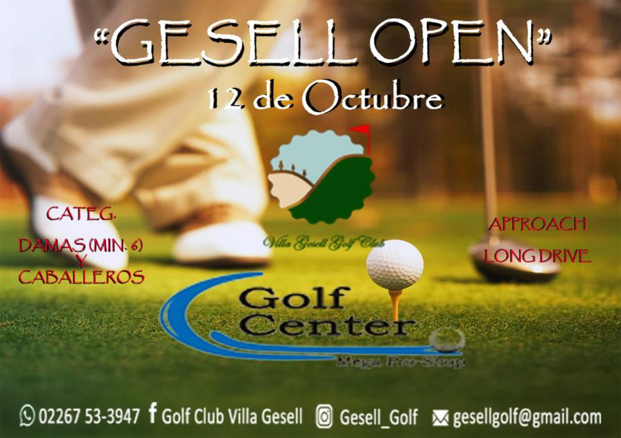 Gesell Open